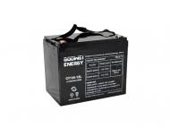 Trakční baterie Goowei OTL85-12 je vhodná zejména pro připojení k náhradním zdrojům, kde slouží jako zásobárna energie při výpadku elektřiny.