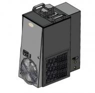 CWP 200 RECUPER spojuje uspořádání chladící jednotky Lindr a inovativní využití tepla na ohřev vody. Chladící výkon je 200 litrů piva za hodinu. Teplotu výstupní vody lze regulovat v rozmezí 40 - 65st.