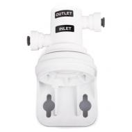 Hlava vodního filtru AP3 je základní varianta spojovací hlavice, která společně s filtrační patronou tvoří kompletní vodní filtr.
