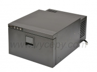 Kompresorová autochladnička Indel B TB16AM je určena pro zabudování pod lehátko do nákladních vozů .
