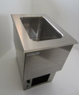 Nerezová chladící nápojová vana NP12l pro zahradní kuchyně a bary