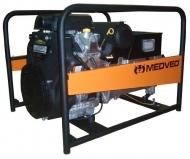 Třífázová elektrocentrála Grizzli 7000 B AVR MooSoJ je určená zejména pro napájení točivých strojů, čerpadel, kompresorů a stavebních zařízení, ale i pro citlivé přístroje.
