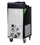Chladící zařízení CWP 300 Green Line 4x pumpa   4x digitální termostat slouží k dochlazování dvouplášťových tanků, vymražování vína a moštů.