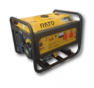 Jednofázová elektrocentrála RATO R7000.