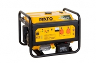 Jednofázová elektrocentrála RATO R7000D.