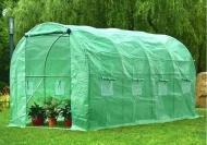 Zahradní fóliovník 4x2,5m s UV filtrem