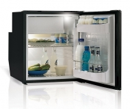 Kompresorová chladnička VITRIFRIGO C62i 12/24/230V je určena pro lodě a karavany.