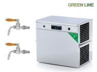 KONTAKT 300 TWIN POWER Green Line 2x kohout NOSTALGIE je profesionální chlazení s nadstandardním výkonem 300 l/hod.