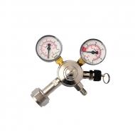 Redukční ventil Oxyturbo CO2 1st. se využívá k regulaci tlaku z jednoho zdroje CO2.
