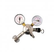 Redukční ventil Oxyturbo N2 1st. se využívá k regulaci tlaku z jednoho zdroje N2.