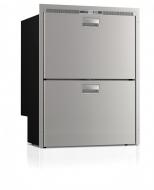 Kompresorová chladnička VITRIFRIGO DW180 DTX 12/24V se dvěma šuplíky (horní zásuvka mrazák, spodní zásuvka chladnička).