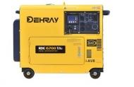 Jednofázová elektrocentrála DEHRAY RDE6700TAi.