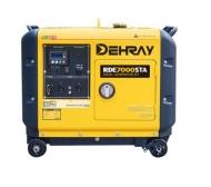 Jednofázová elektrocentrála DEHRAY RDE7000STA.