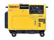 Třífázová elektrocentrála DEHRAY RDE6500Ti3.