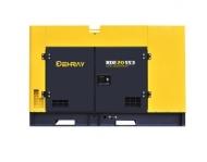 Dieselová elektrocentrála DEHRAY RDE20SS3
