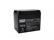 Trakční baterie Goowei OTL35-12 je vhodná zejména pro připojení k náhradním zdrojům, kde slouží jako zásobárna energie při výpadku elektřiny.