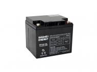 Trakční baterie Goowei OTL45-12 je vhodná zejména pro připojení k náhradním zdrojům, kde slouží jako zásobárna energie při výpadku elektřiny.