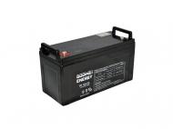 Gelová trakční baterie Goowei OTL120-12 s kapacitou 120 Ah je vhodná jako externí akumulátor pro záložní zdroje.