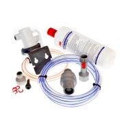 V rámci balíčku příslušenství CW Compact naleznete všechny potřebné součástky pro instalaci kompletního sodobaru.
