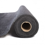 Stínící síť 1,5x50m 135g/m2 zastínění 90% šedá