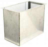 Nerezový dřez na myčku na pullitry, vestavění do výčepního stolu nebo výčepní desky. Rozměry š: 420mm v: 360mm h: 220mm.