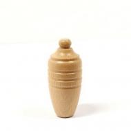 Dřevěné madlo na výčepní kohouty. Madlo v provedení Special 1 - Buk (lak).