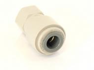 Rychlospojka na redukční ventil CO2 F7/16x8mm.