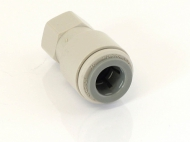 Rychlospojka na redukční ventil CO2 F7/16x9,5mm.