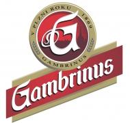 Sudové pivo Gambrinus 12° 30l KEG.