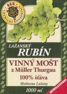 Vinný mošt z Müller Thurgau 1l