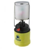 Plynová lampa DEDRA s piezem. Přenosná lampa s elegantním a moderním designem. Používá jednorázové propichovací kartuše (KP02001).