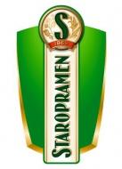 Sudové pivo Staropramen 10° 30l KEG.