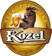 Sudové pivo Velkopopovický Kozel 11° 50l KEG.