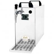Pivní chlazení KONTAKT 40/K 1 x kohout je jedním z nejvýkonnějších zařízení své třídy. S výtočí 35-40 l/hod., při maximálním nasazení dokonce až 50 l/hod., a s minimální spotřebou energie je to ideální adept do malých provozů či na větší akce soukromého charakteru.