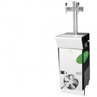 Vodní podstolové pivní chlazení LINDR CWP 200 - 6x chladící smyčka je profesionální zařízení, které vyčnívá z řady vodních chladičů nejen svým designem a kvalitním zpracováním, ale i vysokým výkonem při malých rozměrech a jednoduchou montáží.