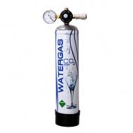 Bombička CO2 mini (600 g) s redukčním ventilem je kompletní sestava potřebná pro tlakování piva.