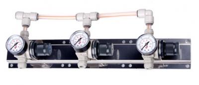 Panel regulace tlaku 3st.