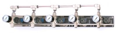 Panel regulace tlaku 5st.