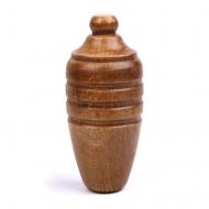 Dřevěné madlo na výčepní kohouty. Madlo v provedení Special 1 - Dub (lak).