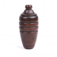 Dřevěné madlo na výčepní kohouty. Madlo v provedení Special 1 - Rustikál (lak).