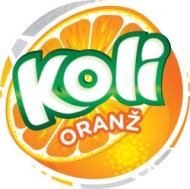 Sudová limonáda KOLI oranž 30l KEG.