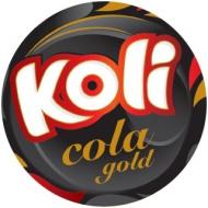 Sudová limonáda KOLI cola gold 50l KEG.