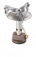 Plynový vařič HIKER. Varianta na kartuše s ventilem a závitem (KP02006 a KP02007).