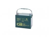 Trakční baterie CSB EVX12750 12V/75Ah