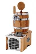 Luxusní pivní chlazení Z PRAVÉHO DUBU, SOUDEK 1/8 HP je určeno k profesionálnímu chlazení,stáčení a podávání kvalitně vychlazeného piva v domácím prostředí a na menších zahradních party.