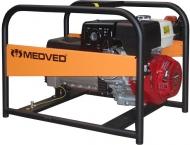 Profesionální benzínová elektrocentrála Arctos 8000 H AVR je díky svému výkonu a konstrukci vhodná pro náročný provoz, např. ve stavebnictví nebo při záchranných pracích.
